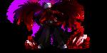 Unlimited Black Beast Ragna Sprite by MercilessPrimrose