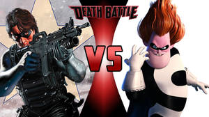 The Winter Soldier vs Syndrome