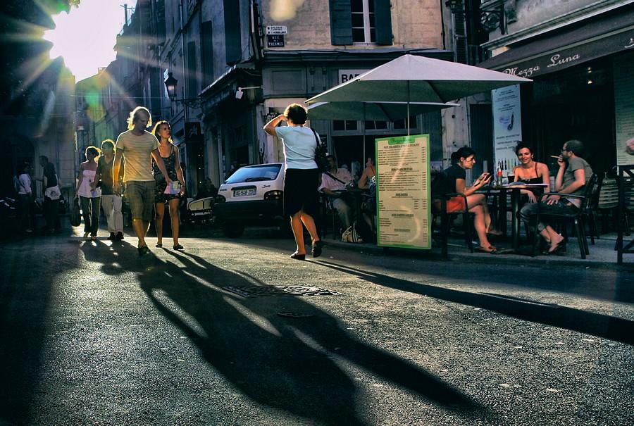 Arles Contre-Jour by cahilus