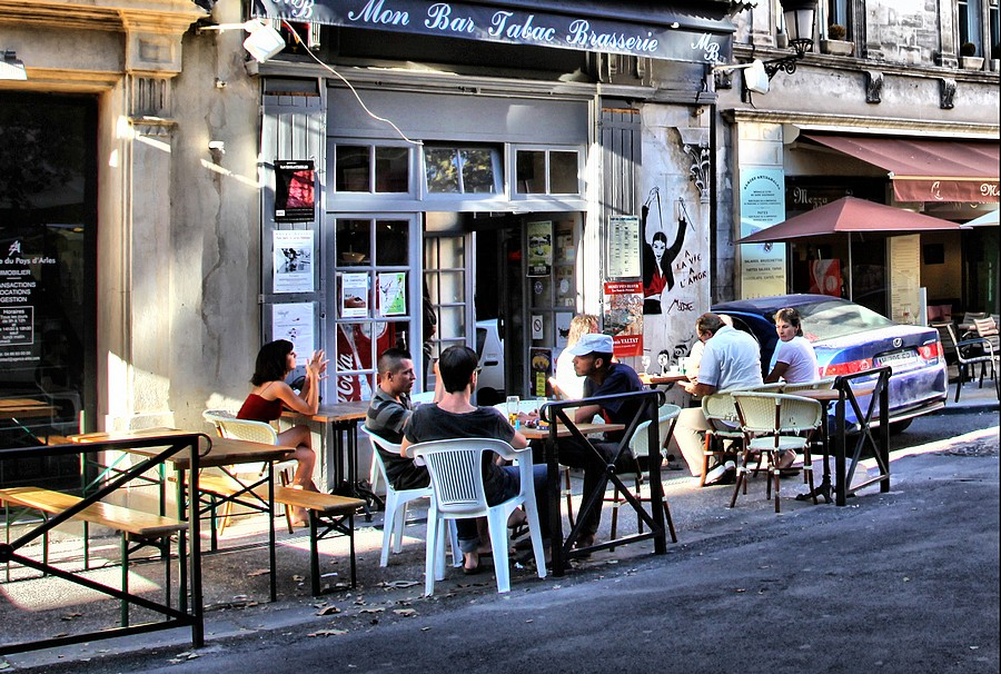 Mon Bar by cahilus