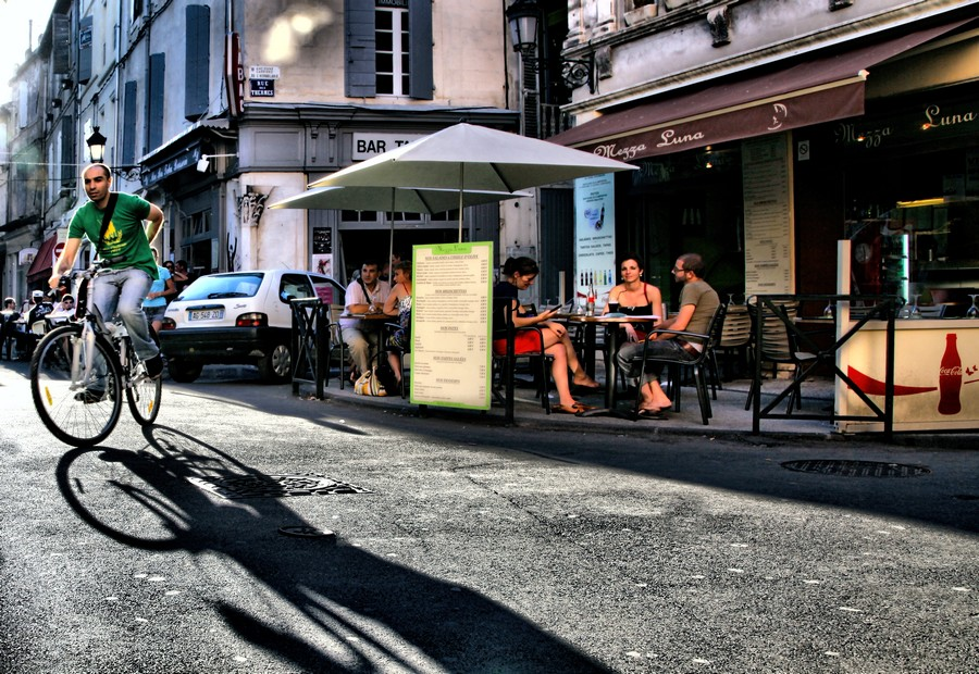 Rue des Thermes by cahilus