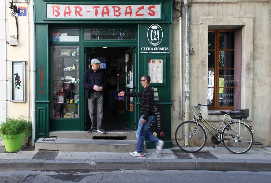 Bar-Tabac by cahilus