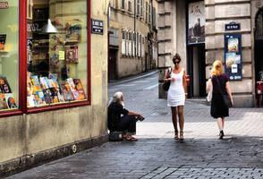 Rue du Palais by cahilus