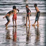 Brighton Beach by cahilus