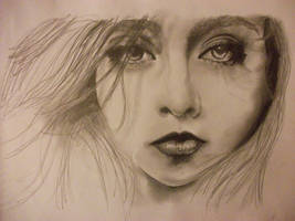 One of my first realistic drawings- old by Xenarys91