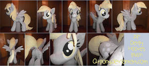 29 inch Derpy Hooves plush