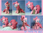 30 inch Pinkie Pie plush