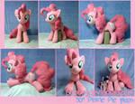 30 inch Pinkie Pie plush