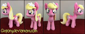 20 inch Lily Valley plush by qtpony