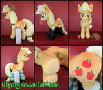 Lifesize Applejack plush