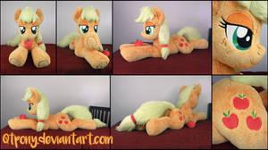 Lifesize 55inch Fluffy Applejack plush