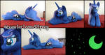 Lifesize 49 inch Princess Luna plush