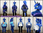 Anthro Luna extra outfits