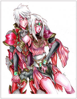 Alastor And Angelica