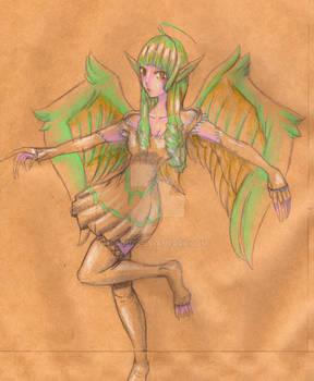 Harpy Girl