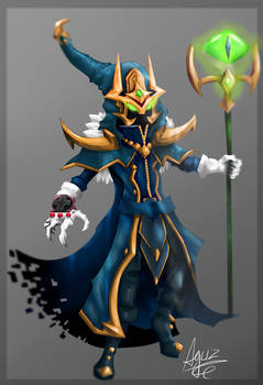 Unimaginable is the power of Veigar