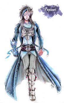 Anima Beyond Fantasy  - Ryuusei