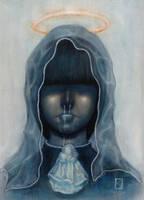 Beneath the halo by DanielKarlsson