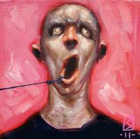 Like fish on a hook by DanielKarlsson