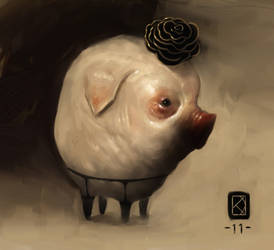 Fine Swine by DanielKarlsson