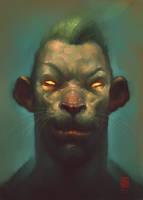 The rat by DanielKarlsson