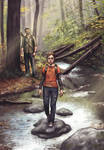 The last of us - concept art