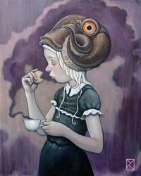 Tea Time by DanielKarlsson