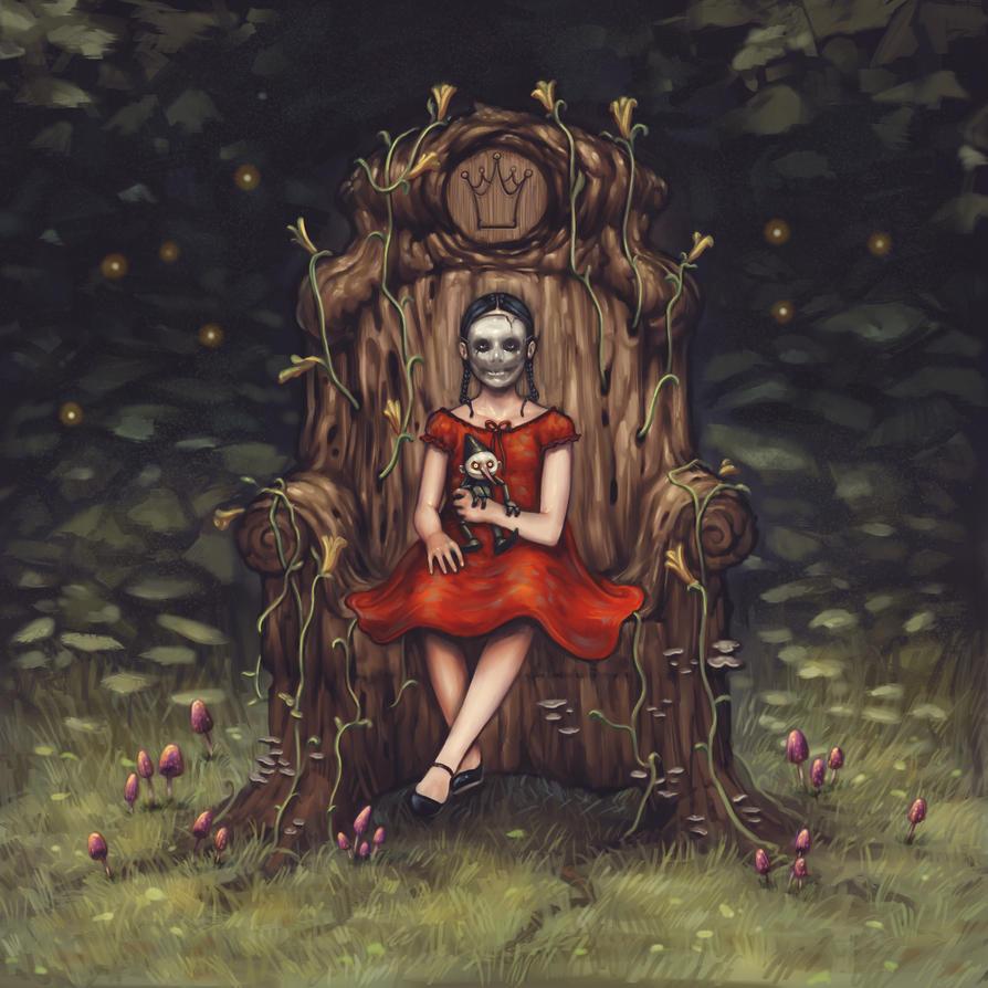 The Throne by DanielKarlsson