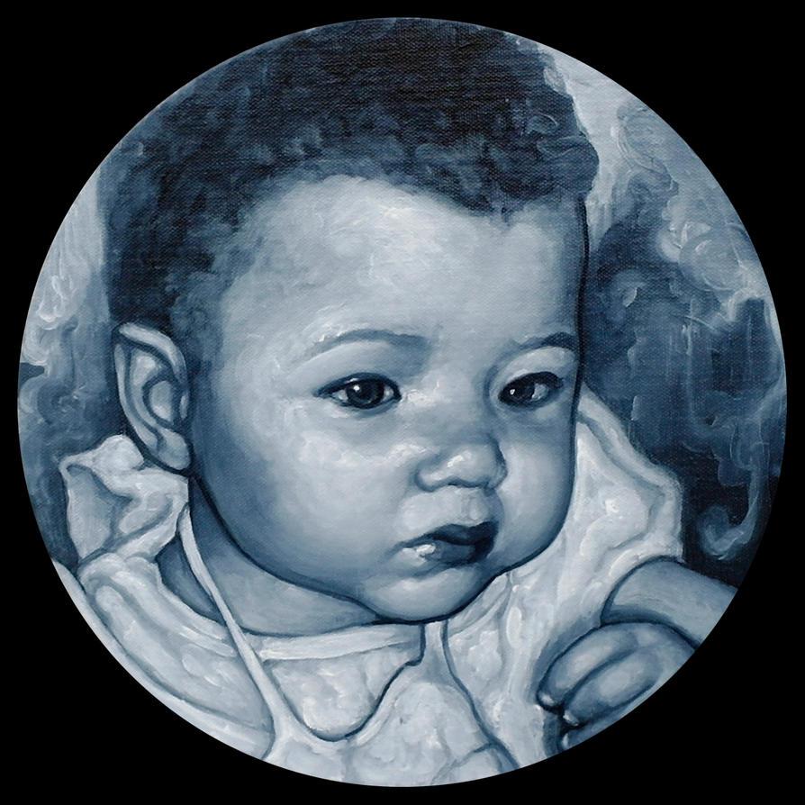 Baby Samantha by DanielKarlsson
