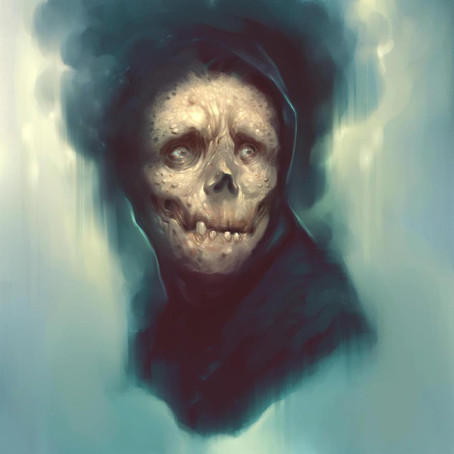 Insecure Skeletor by DanielKarlsson