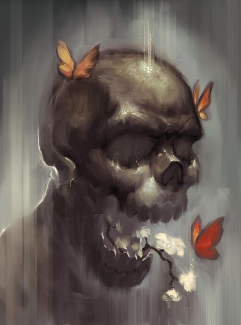 Cranium Natura by DanielKarlsson