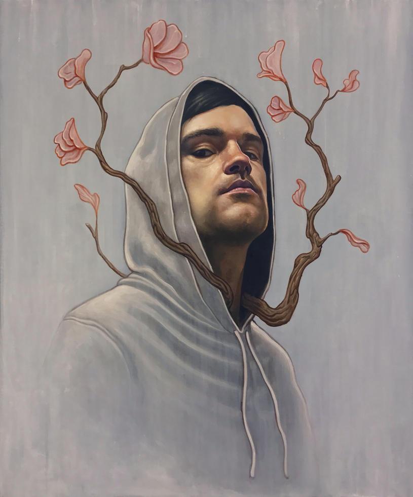 Selfportrait 2017 by DanielKarlsson