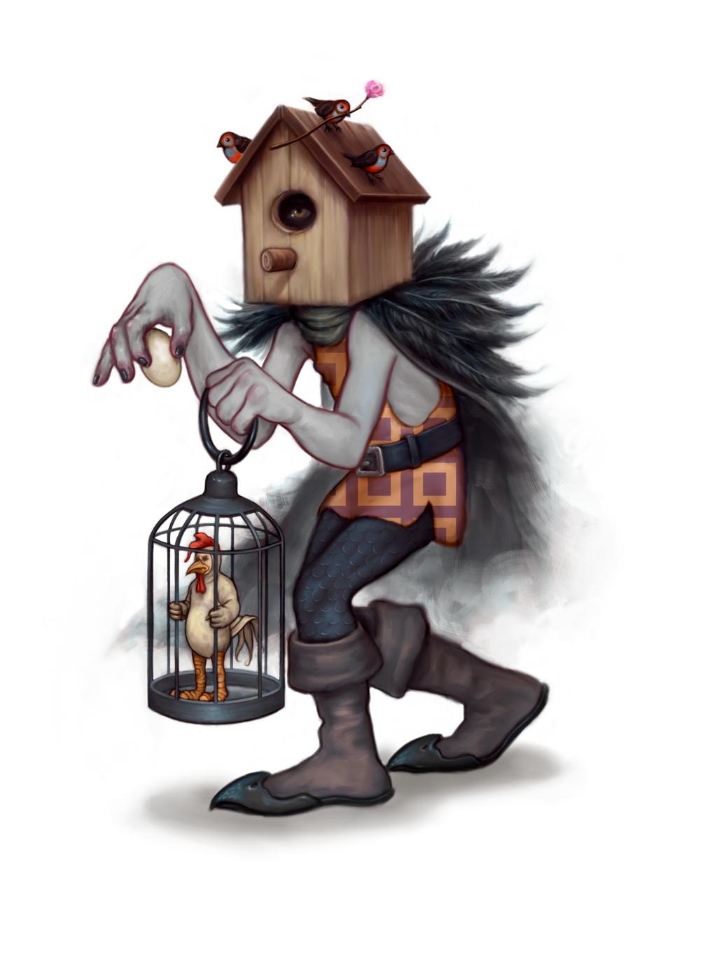 Birdwatcher by DanielKarlsson