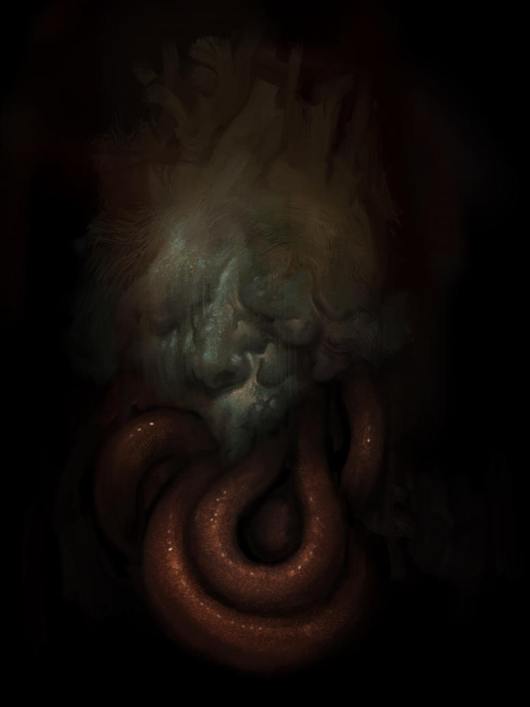 Vaguely Dread by DanielKarlsson