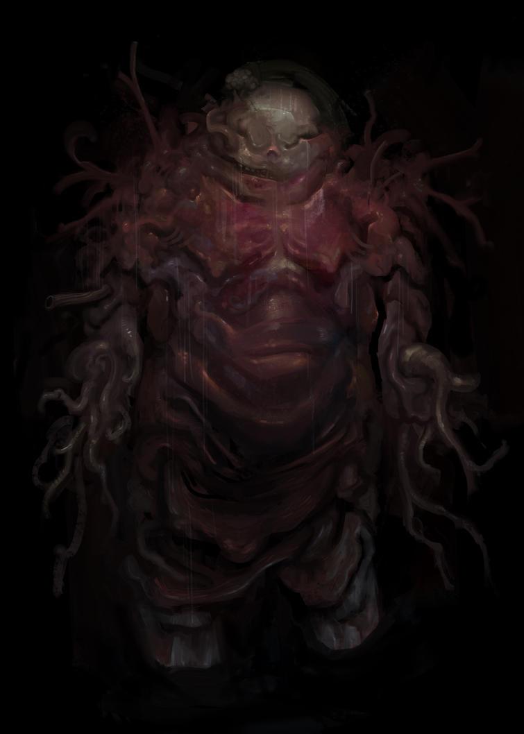 Flesh and Twigs by DanielKarlsson