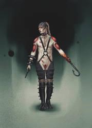 Torture-demon by DanielKarlsson