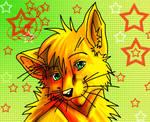 Rusty by wolfofthunders
