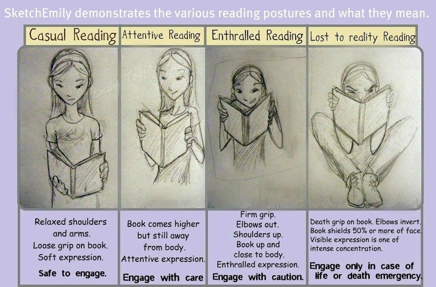 Reading Zone by Reenin