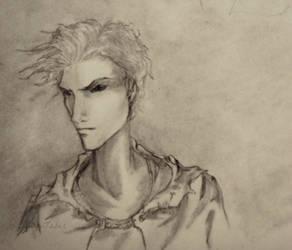 Kvothe by Reenin