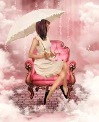 Heavenly Showers by DesignbyKatt