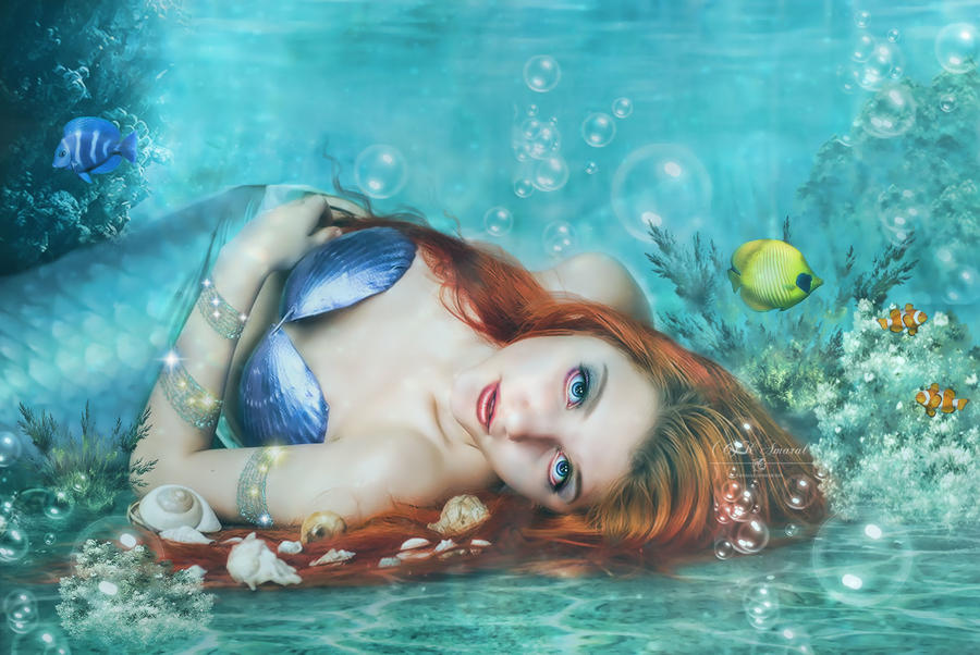 Under the Sea by DesignbyKatt