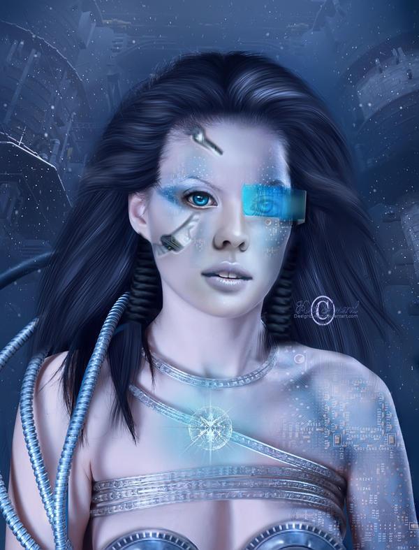 Cyborg by DesignbyKatt