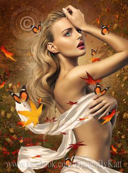 Mabon Goddess of Autumn