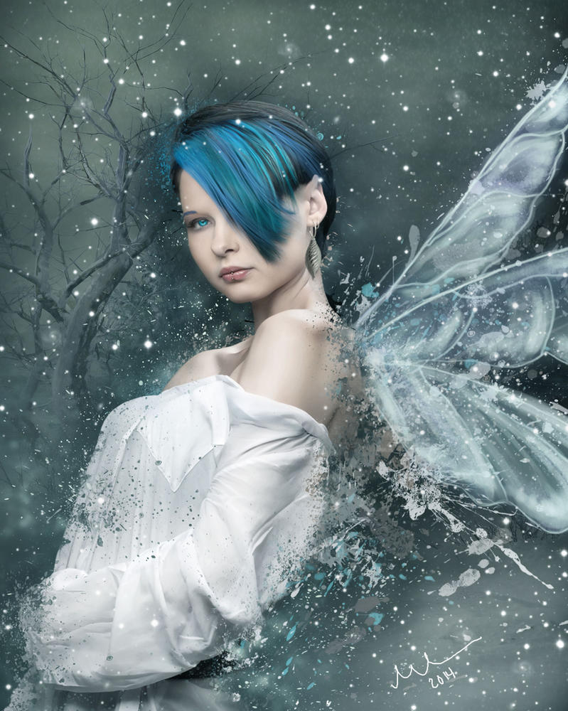 Snow Angel by DesignbyKatt