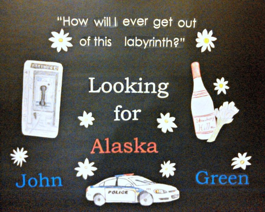 Looking For Alaska Artwork: Looking For Alaska Poster By FFStudioZ On DeviantArt