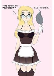 Aurora: Maid to Serve