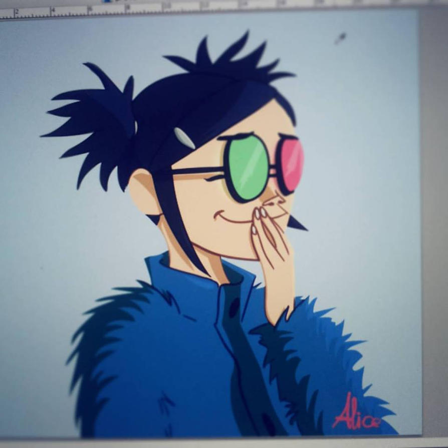 Noodle Color test by Pulce90