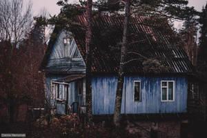 old house2 by Danila-Neroznak