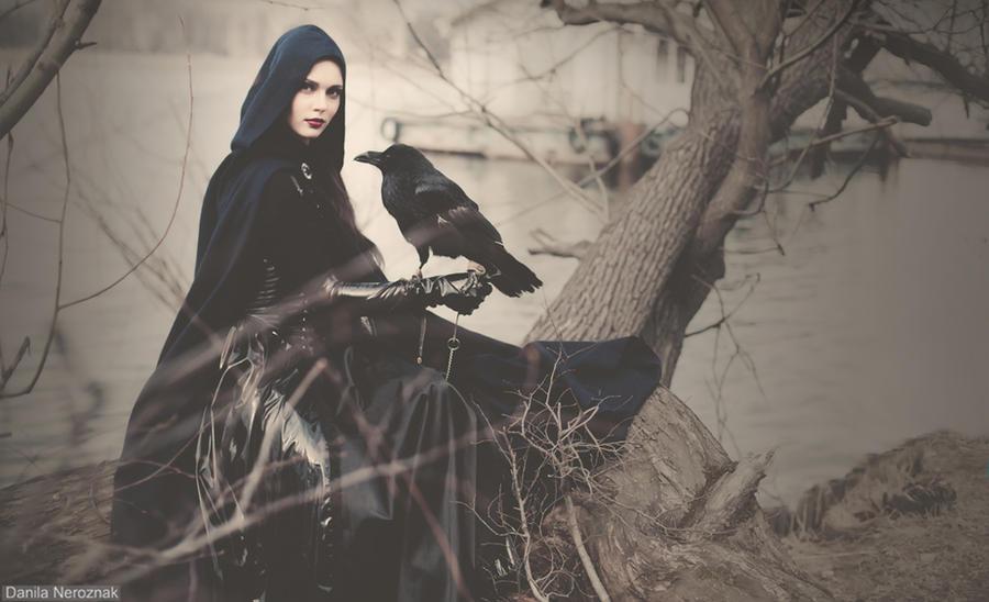 Crow by Danila-Neroznak