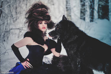Helen and wolf 3